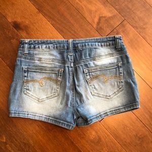 Justice Bottoms - Denim shorts